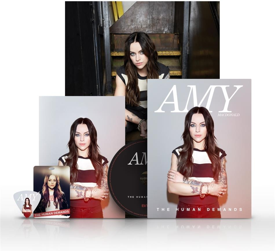 Amy MacDonald - The Human Demands (Deluxe Boxset)