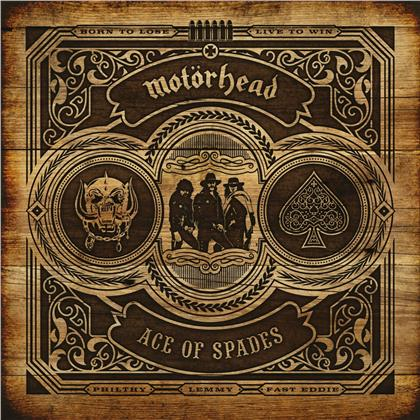 Motörhead - Ace Of Spades (Boxset, 2020 Reissue, LP + DVD)