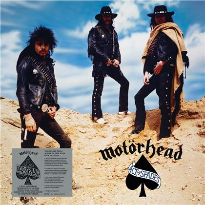 Motörhead - Ace Of Spades (2020 Reissue, Deluxe Edition, 3 LPs)