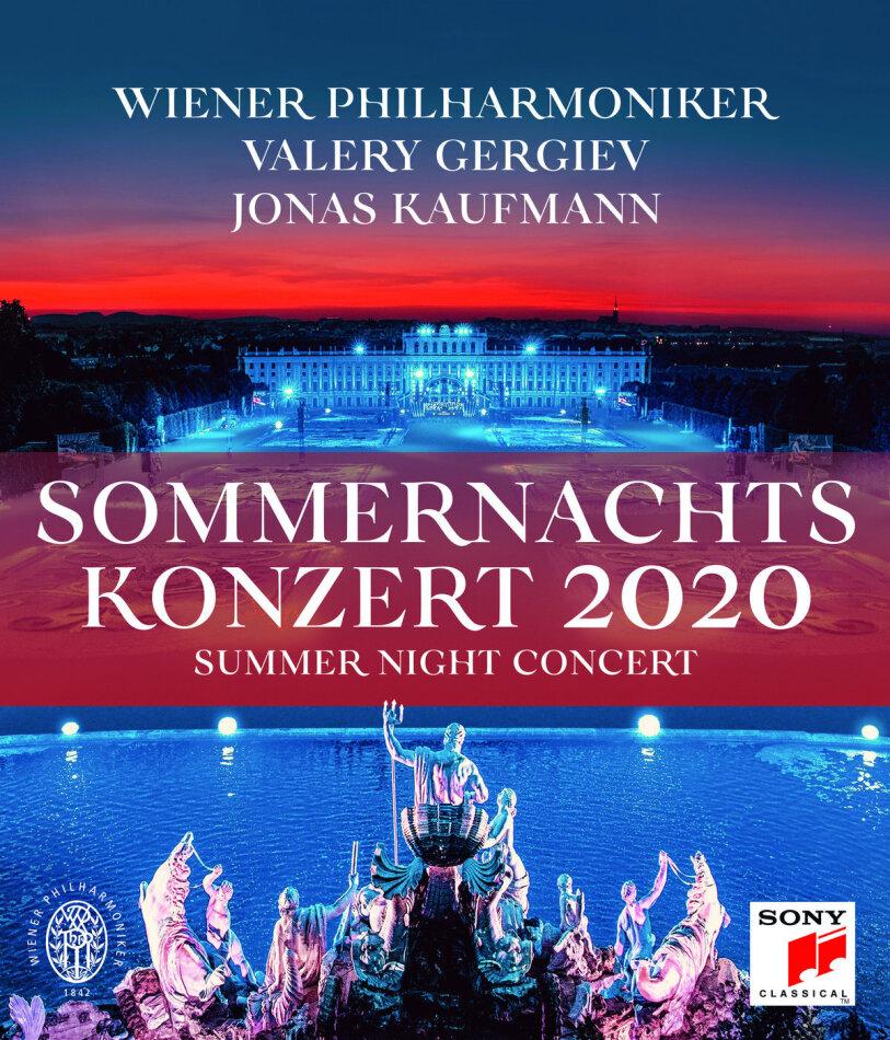 Wiener Philharmoniker, Jonas Kaufmann & V. Gergiev - Sommernachtskonzert 2020