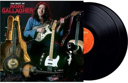 Rory Gallagher - Best Of (2 LPs + Digital Copy)