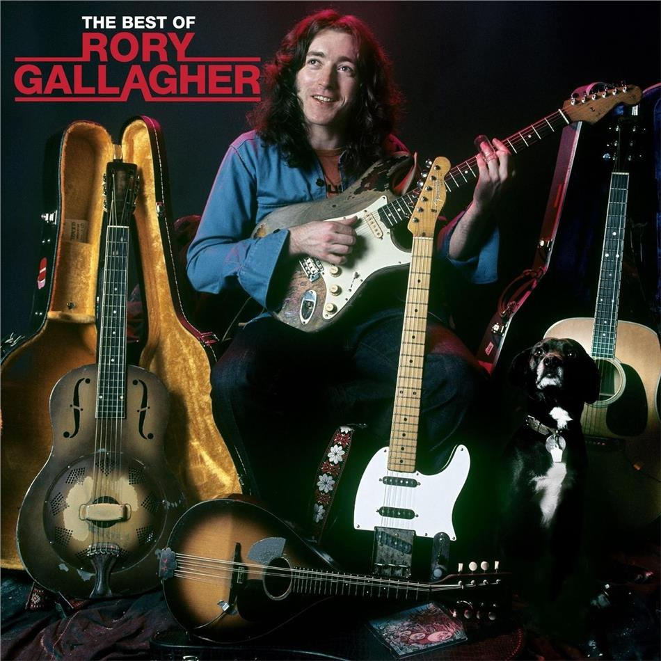 Rory Gallagher - Best Of (Deluxe Edition, 2 CD)