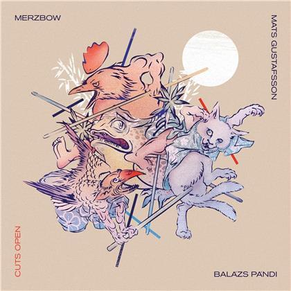 Merzbow - Cuts Open (2 CDs)