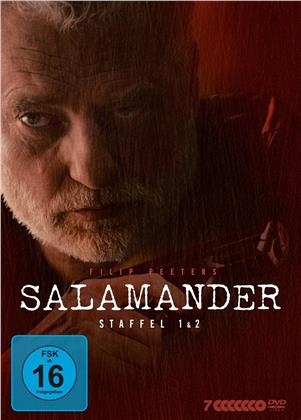 Salamander - Staffel 1 & 2 (7 DVDs)