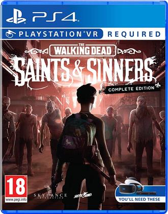 Walking Dead Saints & Sinners VR (Complete Edition)