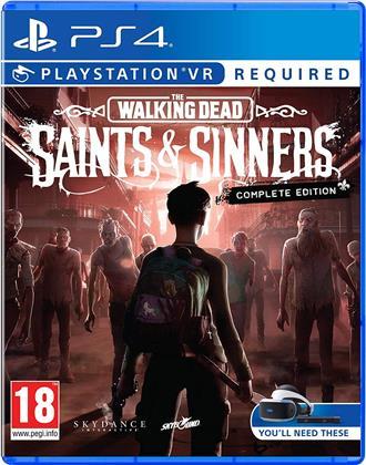 Walking Dead Saints & Sinners VR (Complete Edition)
