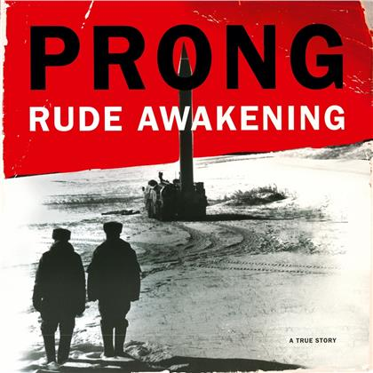 Prong - Rude Awakening (2020 Reissue, Music On Vinyl, Limited Edition, Silver & Black Marbled Vinyl, LP)