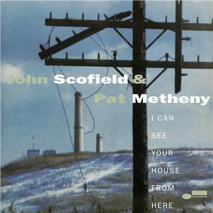 John Scofield & Pat Metheny - I Can See Your House From Here (2020 Reissue, Blue Note, 2 LPs)