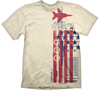 Call of Duty Cold War: Top Secret - T-Shirt Creme