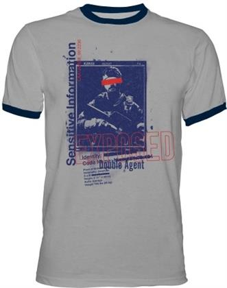 Call of Duty Cold War: Exposed - Ringer Shirt