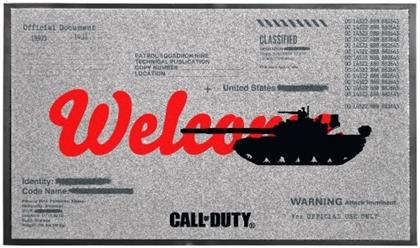 Call of Duty Cold War: Welcome - Türmatte