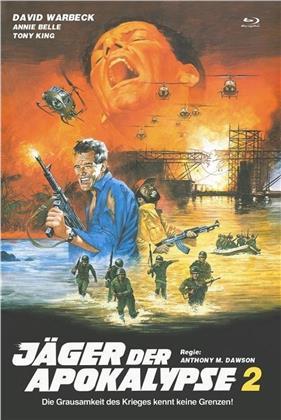 Jäger der Apokalypse 2 (1982) (Grosse Hartbox, Limited Edition, Uncut)