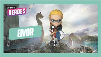 Ubi Heroes Figur Evior Female