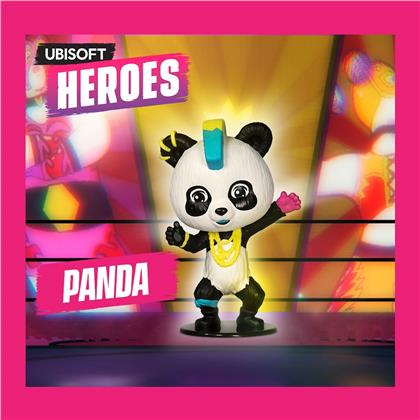 Ubi Heroes Figur Panda Just Dance