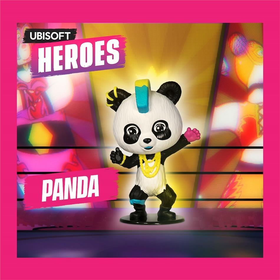 Ubi Heroes Figur Panda Just Dance