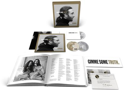 John Lennon - Gimme Some Truth. (Remixed, Remastered, 2 CDs + Blu-ray)