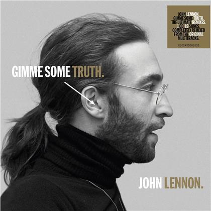 John Lennon - Gimme Some Truth. (Remixed, Digipack, Remastered)