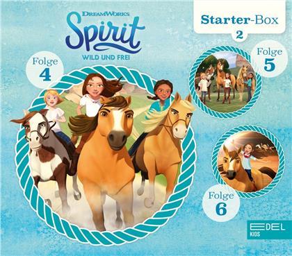 Spirit - Spirit-Starter-Box(2) (3 CDs)