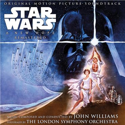 John Williams (*1932) (Komponist/Dirigent) - Star Wars - A New Hope - OST (2 LPs)