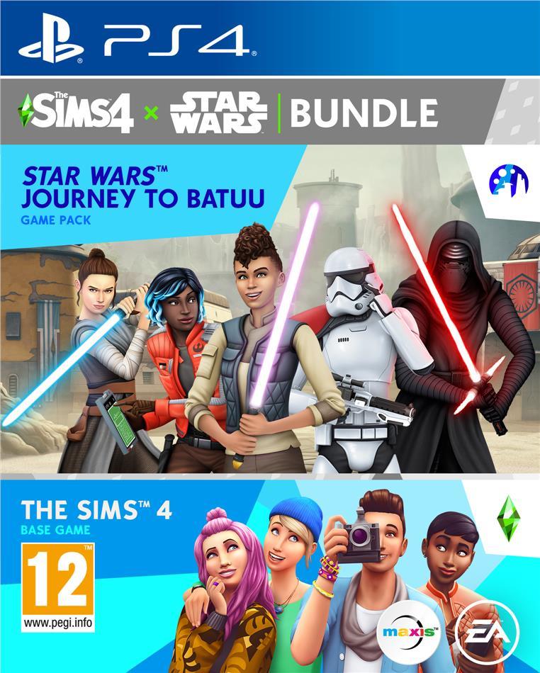 Die Sims 4 + Star Wars Journey to Batuu Bundle