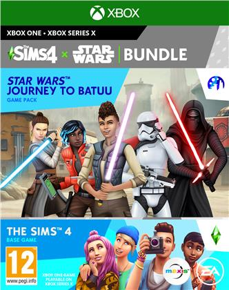 Die Sims 4 + Star Wars Journey to Batuu Bundle