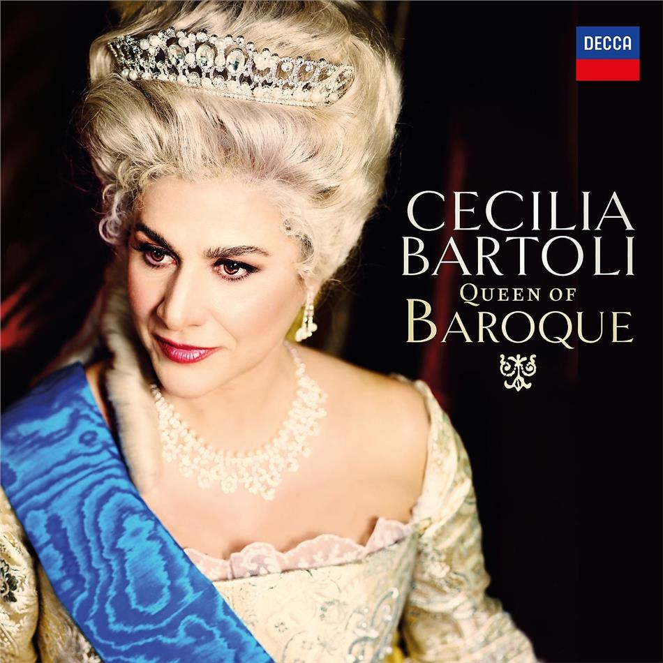 +, Cecilia Bartoli, Philippe Jaroussky & Franco Fagioli - Queen Of Baroque (Limited)