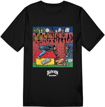 Death Row Records - Snoop Dogg (Black)