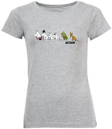 Moomins - Trail Ladies (Grey)