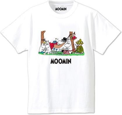 Moomins - Camping