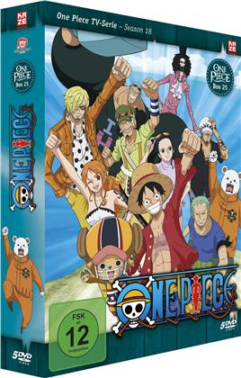 One Piece - TV-Serie - Box 25 (6 DVDs)