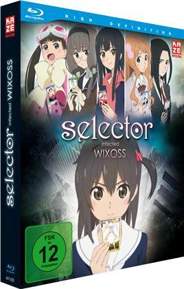 Selector Infected Wixoss - Staffel 1 (Gesamtausgabe, 2 Blu-rays)