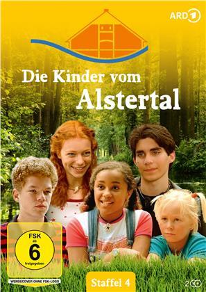 Die Kinder vom Alstertal - Staffel 4 (2 DVDs)