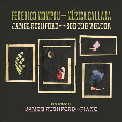 James Rushford - Musica Callada / See The Welter (2 CDs)