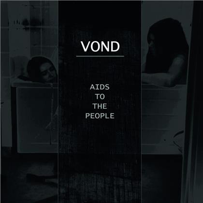 Vond - Aids To The People (Blue Vinyl, LP)