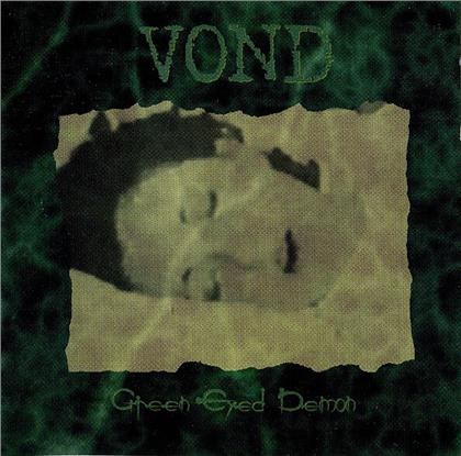 Vond - Green Eyed Demon (Blue Vinyl, LP)