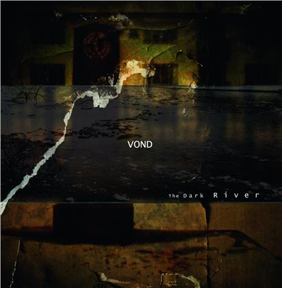 Vond - The Dark River (Blue Vinyl, LP)