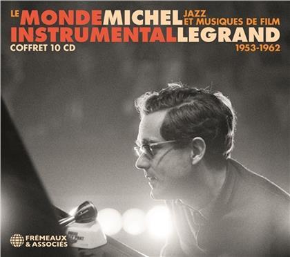 Michel Legrand - Monde Instrumental 1953-62 (10 CDs)