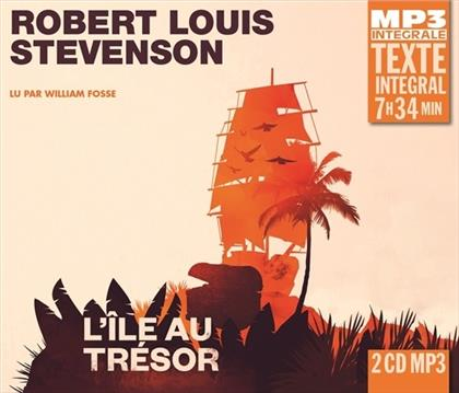 Robert Louis Stevenson - L'île Au Trésor (Int. MP3) (3 CDs)