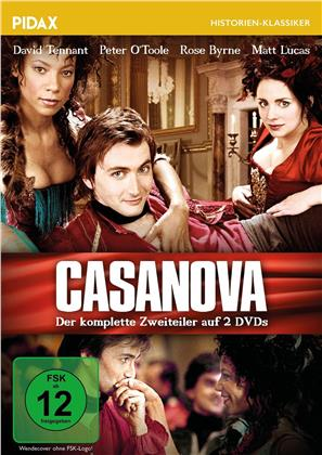 Casanova (2005) (Pidax Historien-Klassiker)