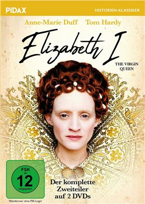 Elizabeth I - The Virgin Queen (2005) (Pidax Historien-Klassiker, 2 DVDs)