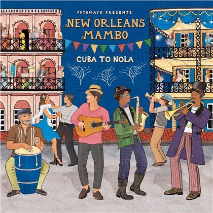 Putumayo Presents New Orleans Mambo