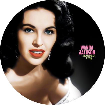 Wanda Jackson - I Remember Elvis (Limited, 2020 Reissue, LP)