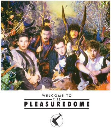 Frankie Goes To Hollywood - Welcome To The Pleasuredome (2020 Reissue, Republic, LP)