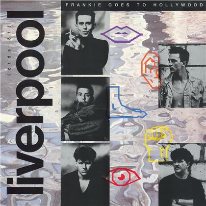 Frankie Goes To Hollywood - Liverpool (2020 Reissue, Republic, LP)