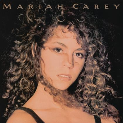 Mariah Carey - --- (2020 Reissue, Sony Legacy, Remastered, LP)