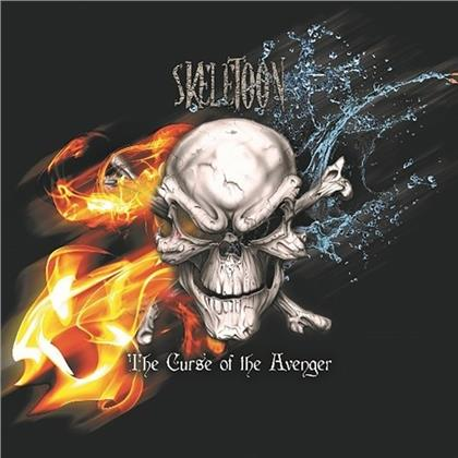 Skeletoon - Curse Of The Avenger (2020 Reissue, Scarlet Records, Remastered)