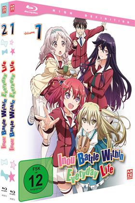 Inou Battle Within Everyday Life (Gesamtausgabe, 2 Blu-rays)