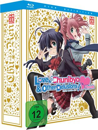 Love, Chunibyo & Other Delusions! - Heart Throb - Staffel 2 (2014) (Gesamtausgabe, 4 Blu-rays)