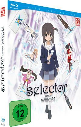 Selector Spread Wixoss - Staffel 2 (Gesamtausgabe, 2 Blu-rays)