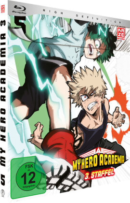 My Hero Academia - Staffel 3 - Vol. 5
